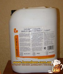 Экстракт светлого солода - Barley Malt Extract Light, 14 кг (Финляндия)